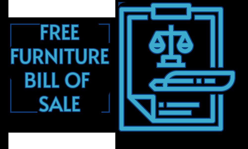Free Furniture Bill of Sale Template
