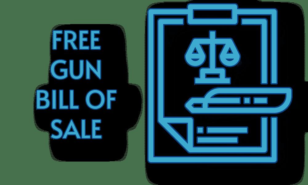 Free Gun Bill of Sale Template