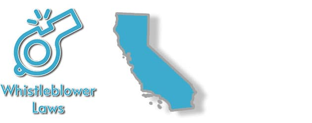 Whistleblower laws in California at the state level