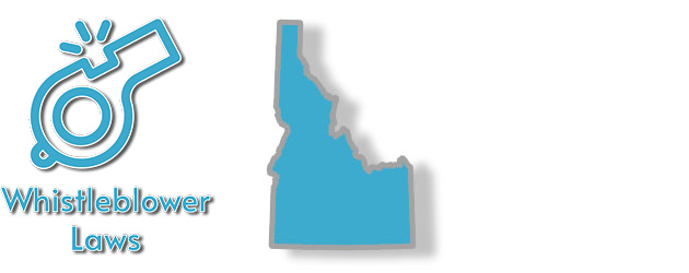 Whistleblower laws in Idaho at the state level