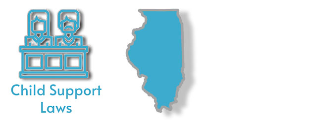 Child Support Laws as they apply to the state of Illinois
