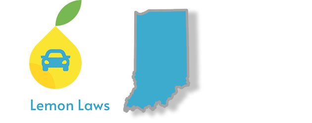 Lemon laws as they apply to the state of Indiana