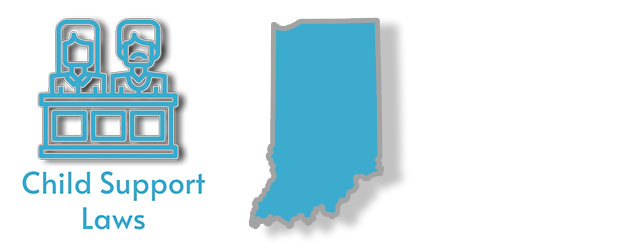 Child Support Laws as they apply to the state of Indiana