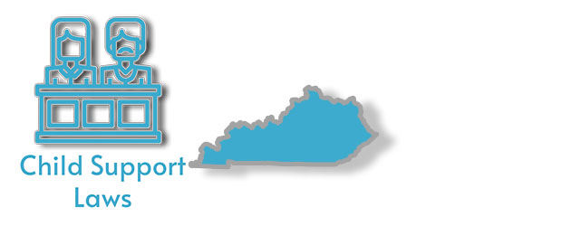 Child Support Laws as they apply to the state of Kentucky