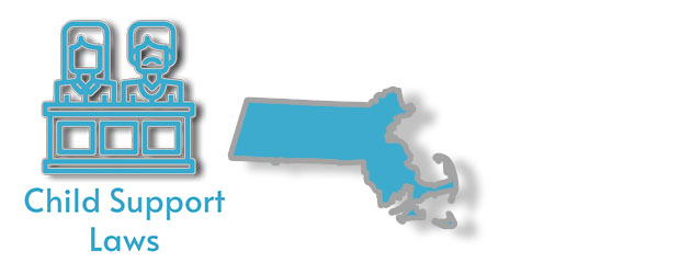 Child Support Laws in the state of Massachusetts