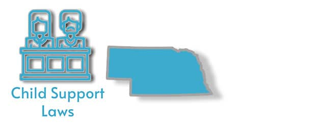 Child Support Laws as they apply to the state of Nebraska