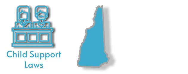 Child Support Laws as they apply to the state of New Hampshire