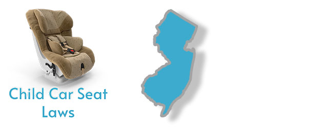 Car Seat Laws in New Jersey