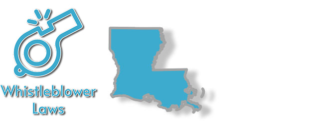 Whistleblower laws in Louisiana at the state level