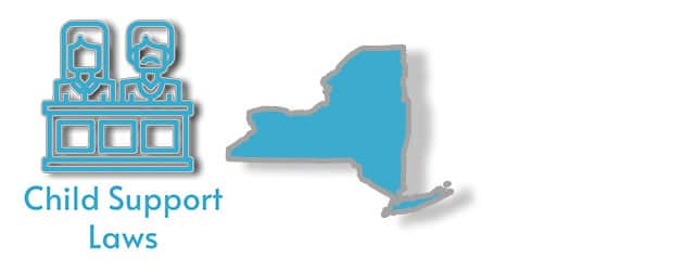Child Support Laws as they apply to the state of New York