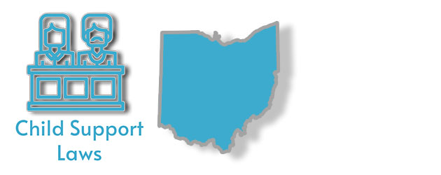 Child Support Laws as they apply to the state of Ohio