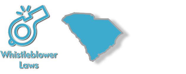 Whistleblower Laws that apply to the state of South Carolina