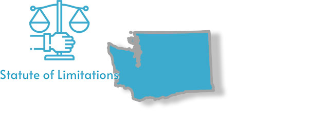 Statute of Limitations as they apply to the state of Washington